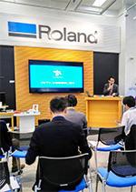 Roland 3/28 Seminar