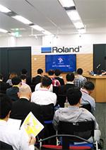 Roland 4/26 Seminar