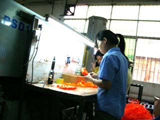Process 1 injection molding