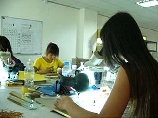 工程4 LED透明塗層工藝