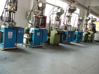 Process 3 injection molding