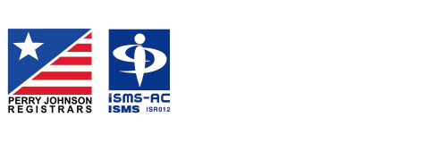 Certification acquired JIS Q27001:2014