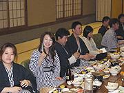 Employee trip Hakone