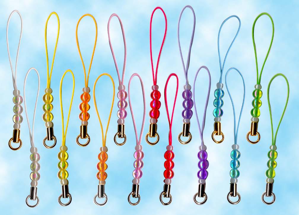 Cellphone strap (Matsuba string)