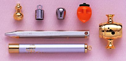 Brass cutting process (Hikimono) Reference example