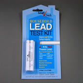 Lead test kit for home use (2 pieces)