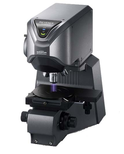 Shape analysis laser microscope