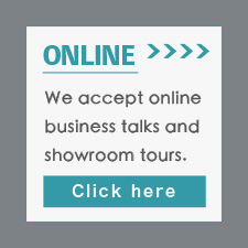 Online business talk Showroom tour
