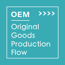 OEM original goods production flow