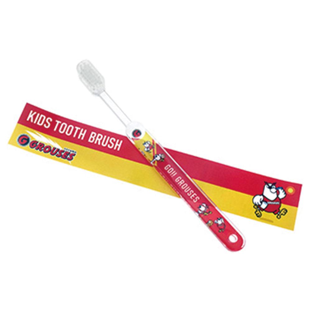 专注于设计的儿童牙刷