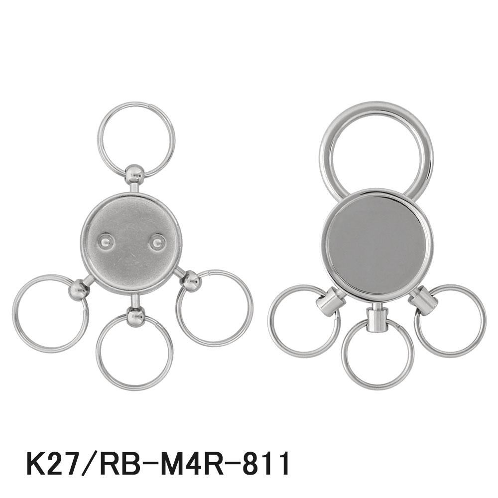 Rotary key chain K27/RB-M4R-811