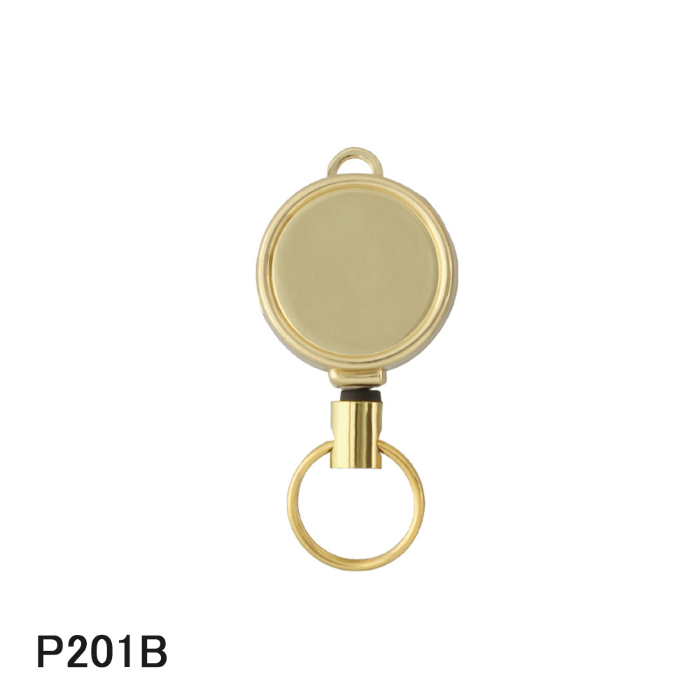 迷你捲軸鑰匙扣(帶鍋)P201B