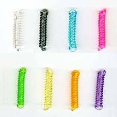 螺旋捲髮繩