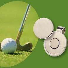 高爾夫標記