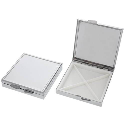 Pill case & mobile ashtray