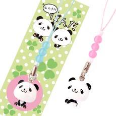 Furifuri熊貓吉祥物