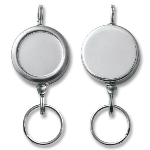 Mini reel key chain (with pot) P201B