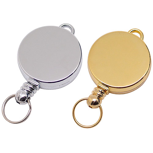 Reel key chain (with pot)