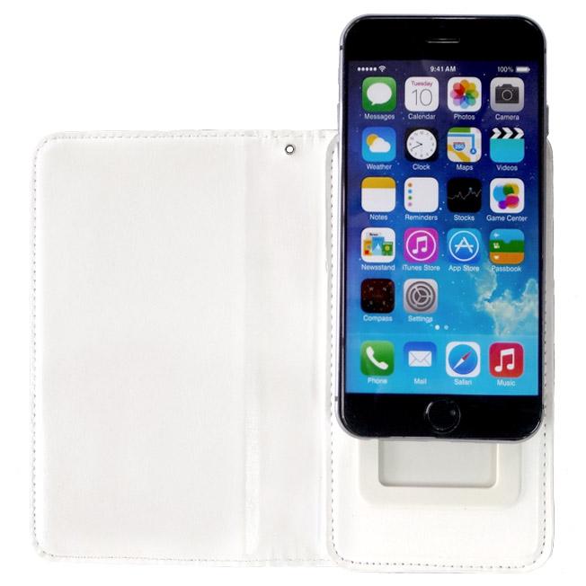 智能手機情況PU製造筆記本型滑蓋型