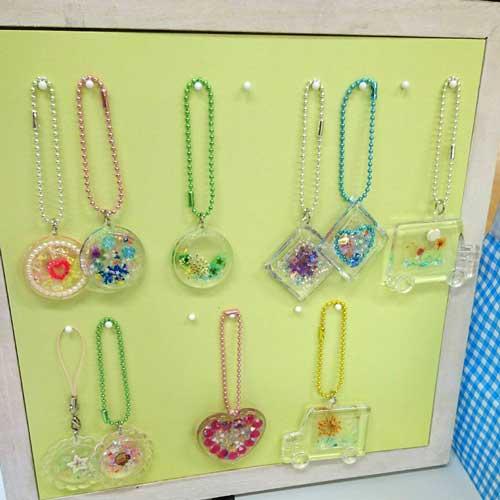Resin accessories workshop 1b