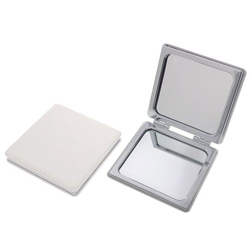 PU (synthetic leather) compact mirror series