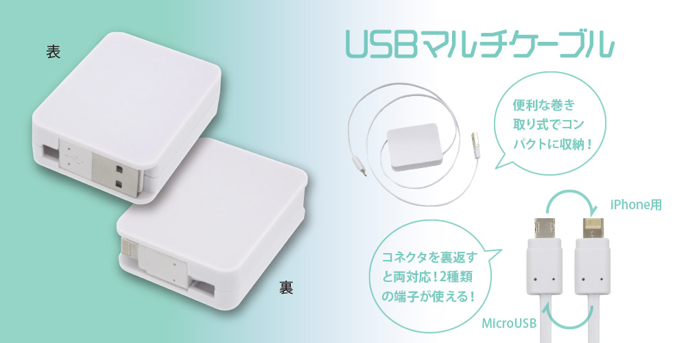 USB multi cable