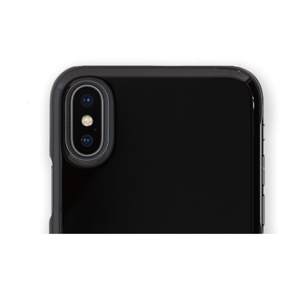 兼容機型(相機孔比較)iPhone X